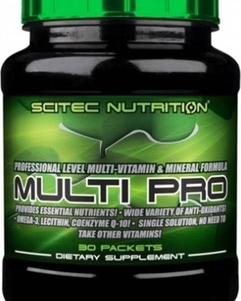 Scitec Nutrition Scitec Multi Pro 30 sáčkov