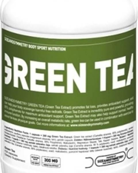 Sizeandsymmetry Sizeandsymmetry Green Tea 100 kapsúl