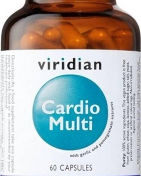 Viridian Viridian Cardio Multi 60 kapsúl