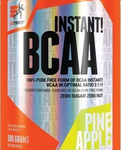 Extrifit BCAA Instant 300 g variant: ananás