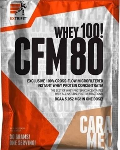 Extrifit CFM Instant Whey 80 30 g variant: banán