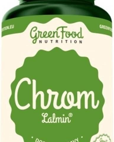 GreenFood Chróm Lalmin vegan 60 kapsúl