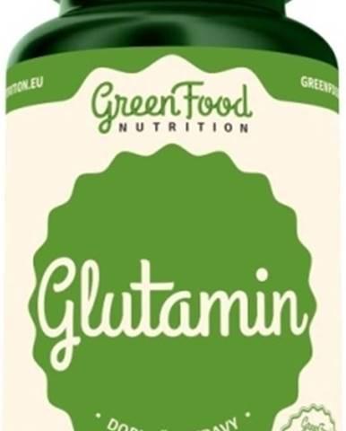 GreenFood Glutamín vegan 120 kapsúl