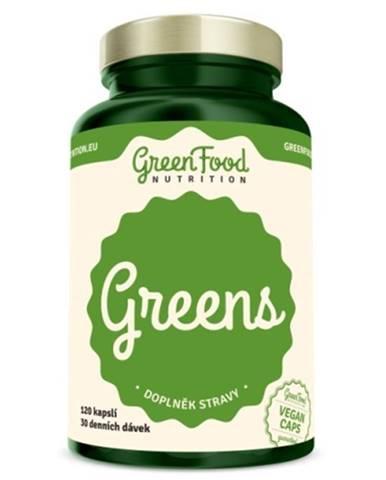 GreenFood Greens 120 kapsúl