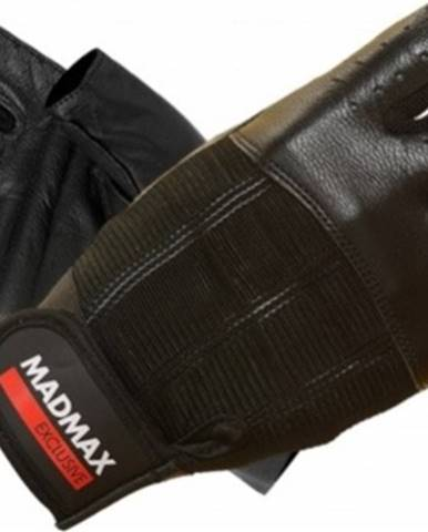 Madmax Rukavice Clasic Exclusive MFG248 čierne variant: L