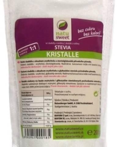natusweet Stevia Kristalle 1:1 200 g