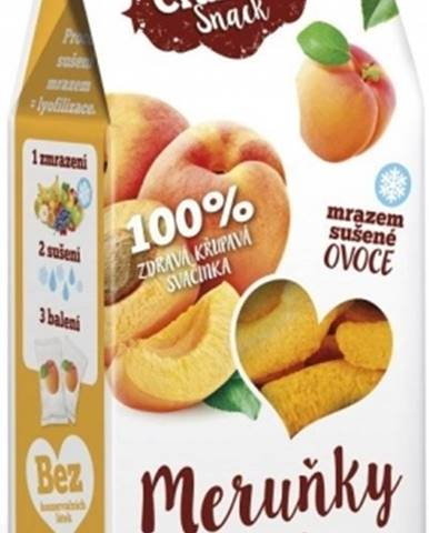 Royal Pharma Crunchy Snack mrazom sušené Marhule 20 g