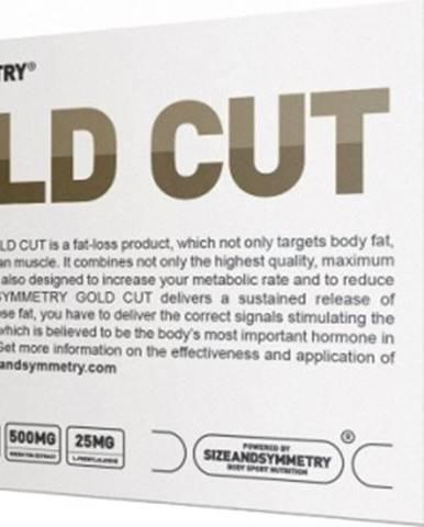 Sizeandsymmetry Gold Cut 60 kapsúl