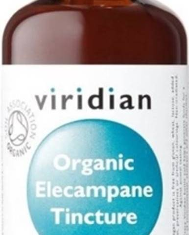 Viridian Elecampane Tincture Organic 50 ml