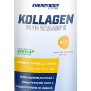 EnergyBody Kollagen BCP + Vitamín C 750 ml variant: mirabelka