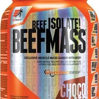 Extrifit BeefMass 1500 g variant: čokoláda