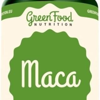 GreenFood Maca vegan 120 kapsúl