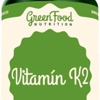 GreenFood Vitamín K2 60 kapsúl