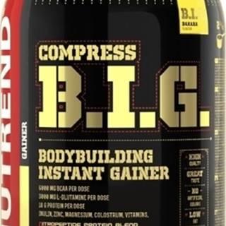 Nutrend Compress B.I.G. 2100 g variant: banán
