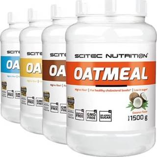 Scitec Nutrition Scitec Oatmeal 1500 g variant: banán
