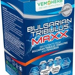 VemoHerb Tribulus Terrestris MAXX 60 kapsúl