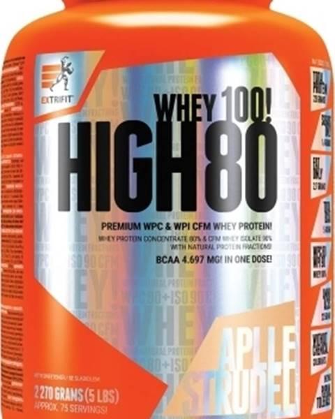 Extrifit Extrifit High Whey 80 2270 g variant: banán
