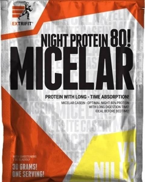 Extrifit Extrifit Micelar Casein 30 g variant: vanilka