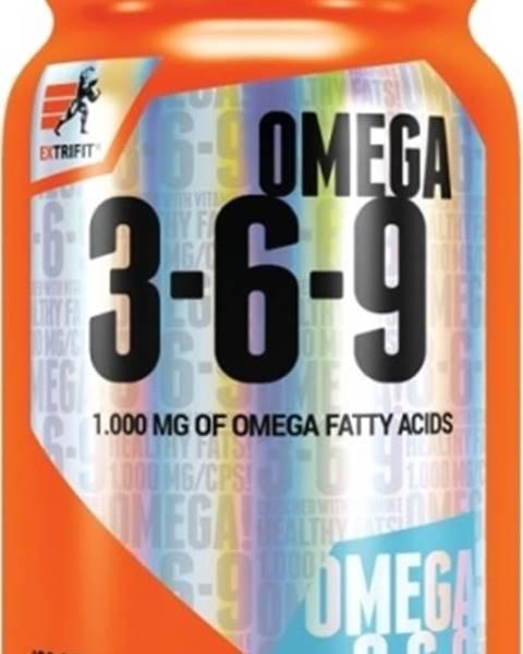 Extrifit Extrifit Omega 3-6-9 100 kapsúl