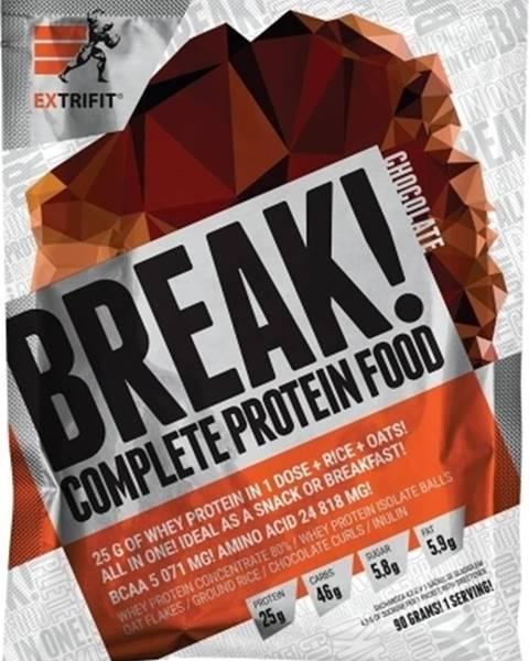 Extrifit Extrifit Protein Break! 90 g variant: čučoriedka