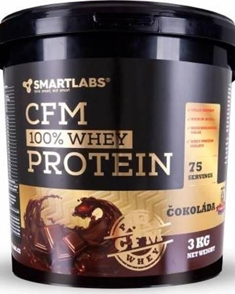 SmartLabs SmartLabs CFM Whey Protein 3000 g variant: banán
