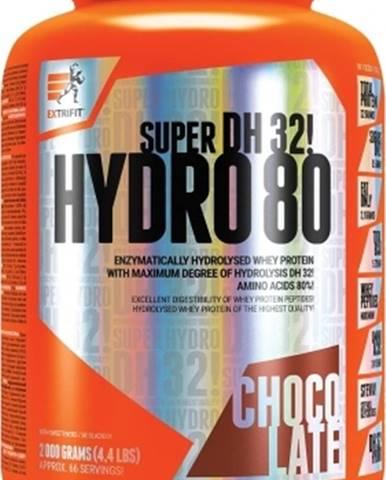 Extrifit Hydro 80 Super DH32 2000 g variant: čokoláda