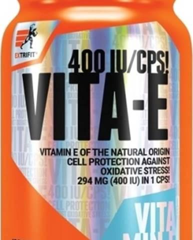 Extrifit Vitamín E 100 kapsúl