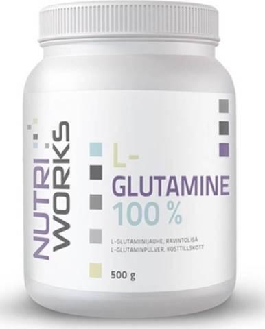Nutriworks L-Glutamine 500 g