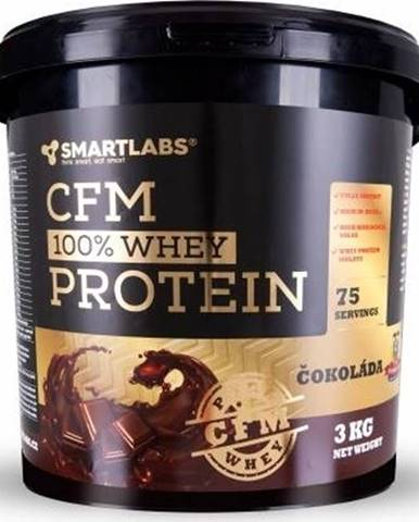SmartLabs CFM Whey Protein 3000 g variant: banán