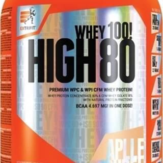 Extrifit High Whey 80 2270 g variant: banán