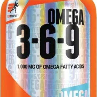 Extrifit Omega 3-6-9 100 kapsúl
