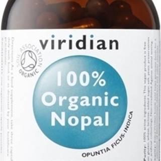 Viridian 100 % Organic Nopal 90 kapsúl