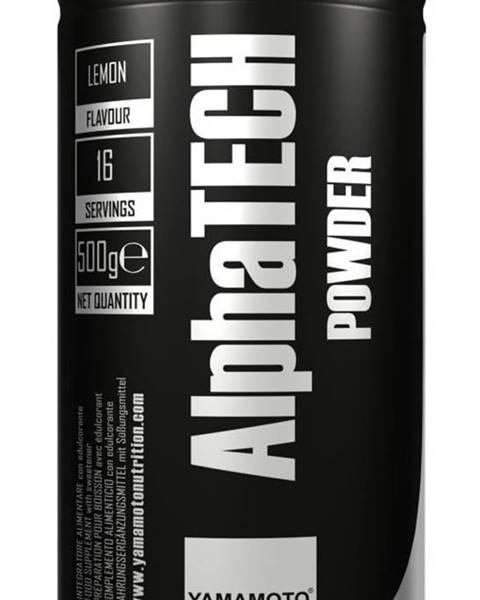 Yamamoto AlphaTech Powder (hydrolyzovaný lososový proteín) - Yamamoto 500 g Lemon