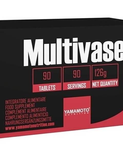 Yamamoto Multivase (multivitamín s postupným uvoľňovaním) - Yamamoto 90 tbl.