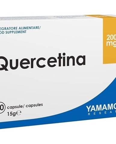 Quercetina (antioxidačná a protizápalová látka) - Yamamoto 30 kaps.