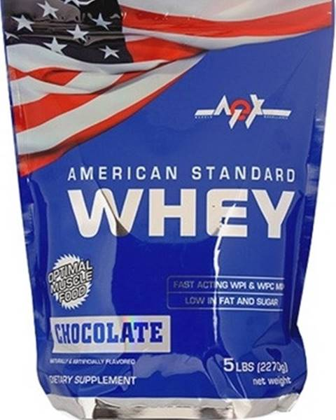 Mex Nutrition Mex Nutrition Whey American Standard 2270 g variant: banán