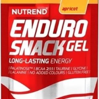 Nutrend Endurosnack Gél vrecko 75 g variant: marhuľa