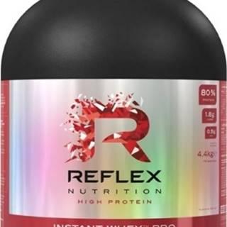 Reflex Nutrition Reflex Instant Whey PRO 4400 g variant: čokoláda