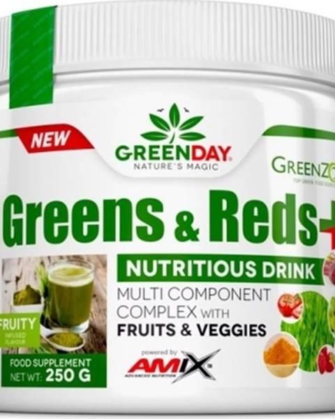 Amix Nutrition Amix Nutrition Amix Greens & Reds + 250 g variant: ovocie