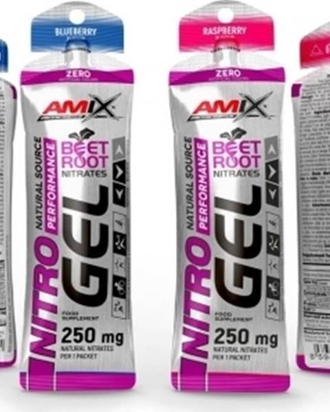 Amix Nutrition Amix Nutrition Amix Nitro Beet Root Gel 70 g variant: malina
