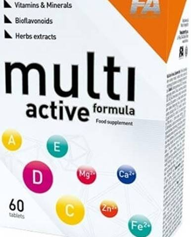 Fitness Authority Multi Active Formula 60 tabliet