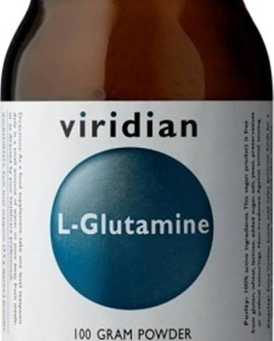Viridian L-Glutamine Powder 100 g