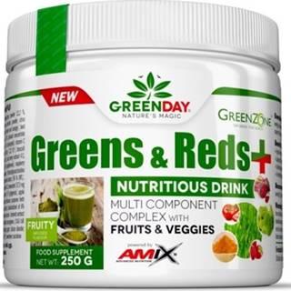 Amix Nutrition Amix Greens & Reds + 250 g variant: ovocie