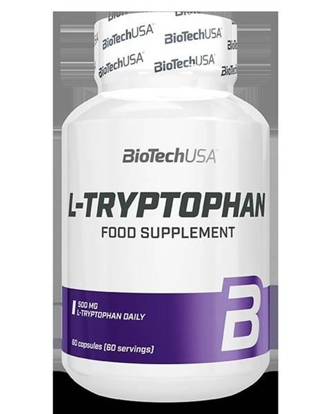 Biotech USA L-Tryptophan - Biotech USA 60 kaps.