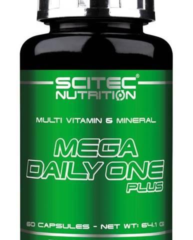 Mega Daily One Plus - Scitec Nutrition 120 kaps.