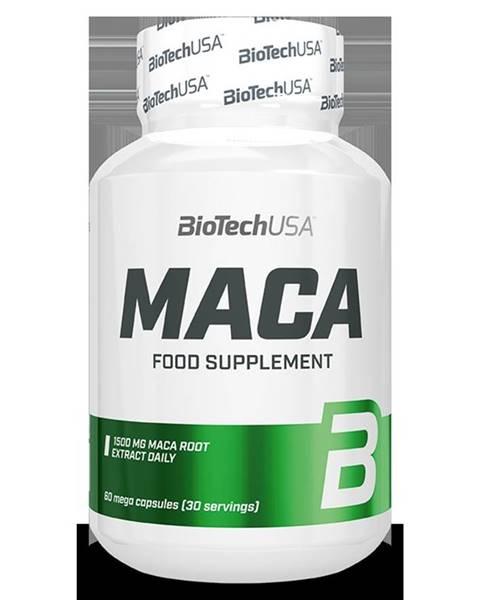 Biotech USA MACA 60 - Biotech USA 60 mega kaps.