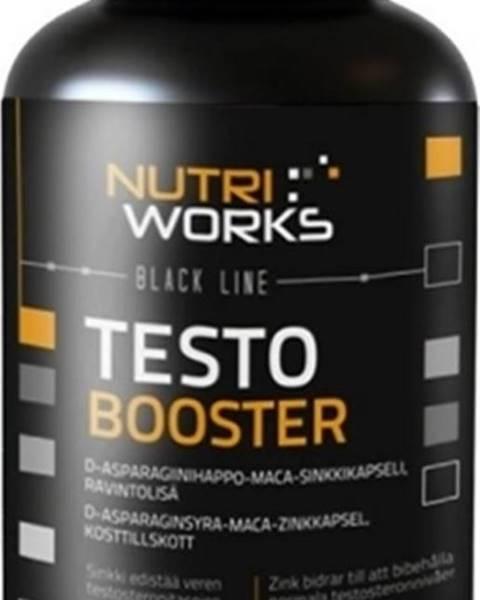 NutriWorks Nutriworks Testo Booster 120 kapsúl