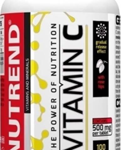 Nutrend Vitamín C so Šípkami 100 tabliet