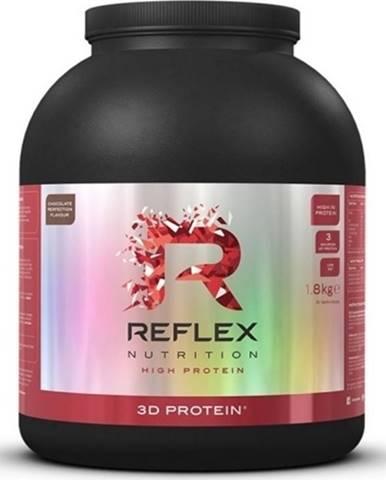 Reflex Nutrition Reflex 3D Protein 1800 g variant: čokoláda