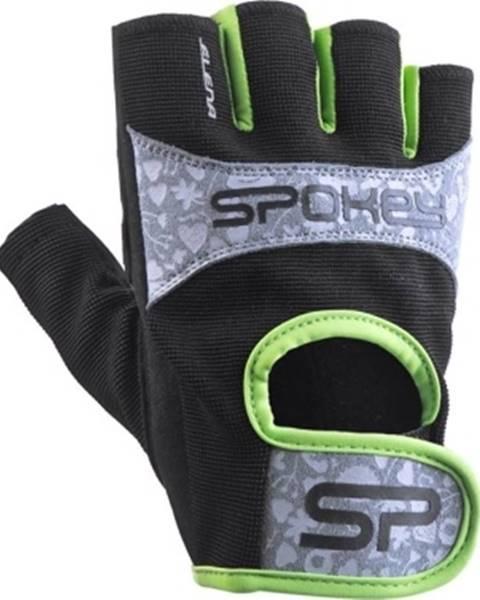 Spokey Spokey Elena II Dámske fitness rukavice čierne variant: L